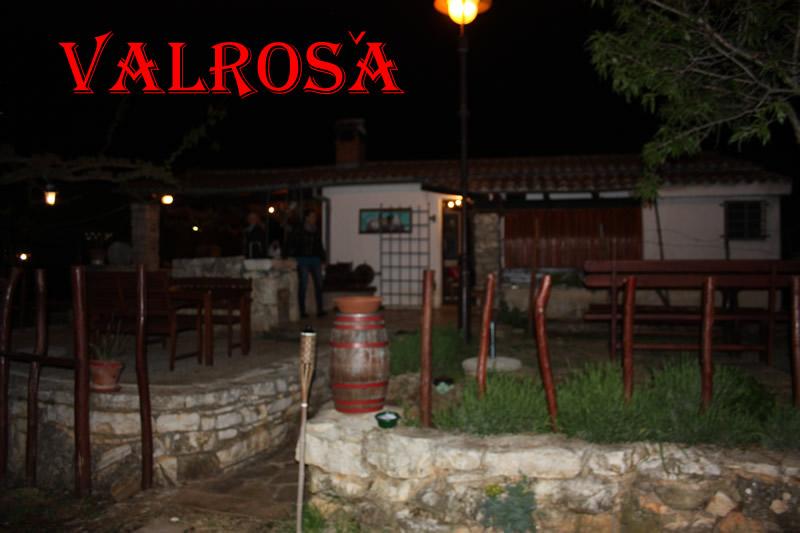 Agroturizam,konoba,restoran sa proizvodima vlastite proizvodnje-Valrosa Rovinj